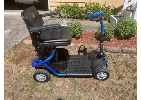 LiteRider Mobility Scooter